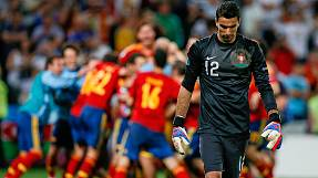 Euro 2012: Spain down Portugal to reach final