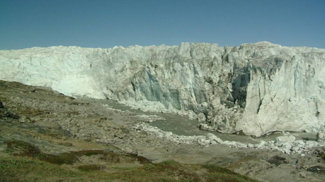 O mistério da água da Gronelândia