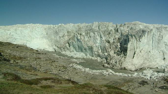 Greenland's water mystery