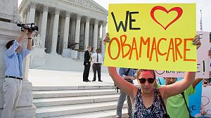 US Supreme Court upholds 'Obamacare'