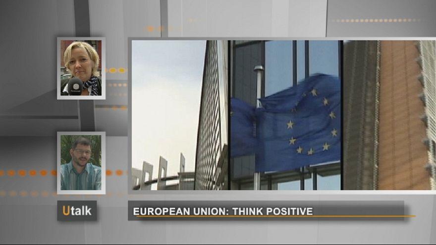 European Union: think positive