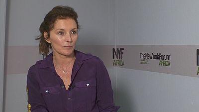 """Cécilia Attias : """"le développement économique passe forcément par les femmes"""""""