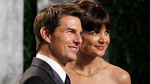 Katie Holmes files for divorce from Tom Cruise