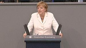 Germany parliament approves Brussels bailout plans