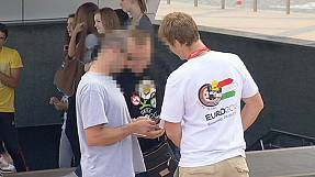 Euro 2012 ticket touts doing brisk business