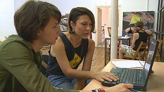 L'art contemporain en Europe, la force des jeunes