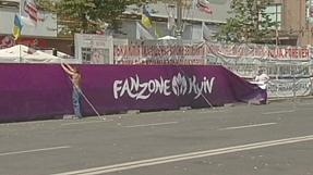 Euro 2012: The Kyiv clear-up begins