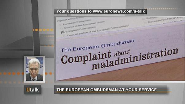 Un Médiateur européen prêt à vous aider