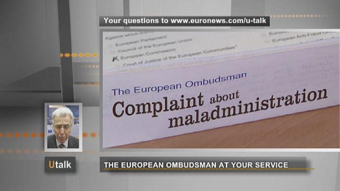O Provedor de Justiça Europeu ao seu serviço