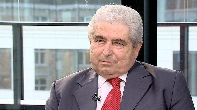 الرئيس القبرصي يؤكد ليورونيوز على ان اولوياته كرئيس لمجلس الاتحاد الاوروبي هي معالجة المشاكل الاقتصادية