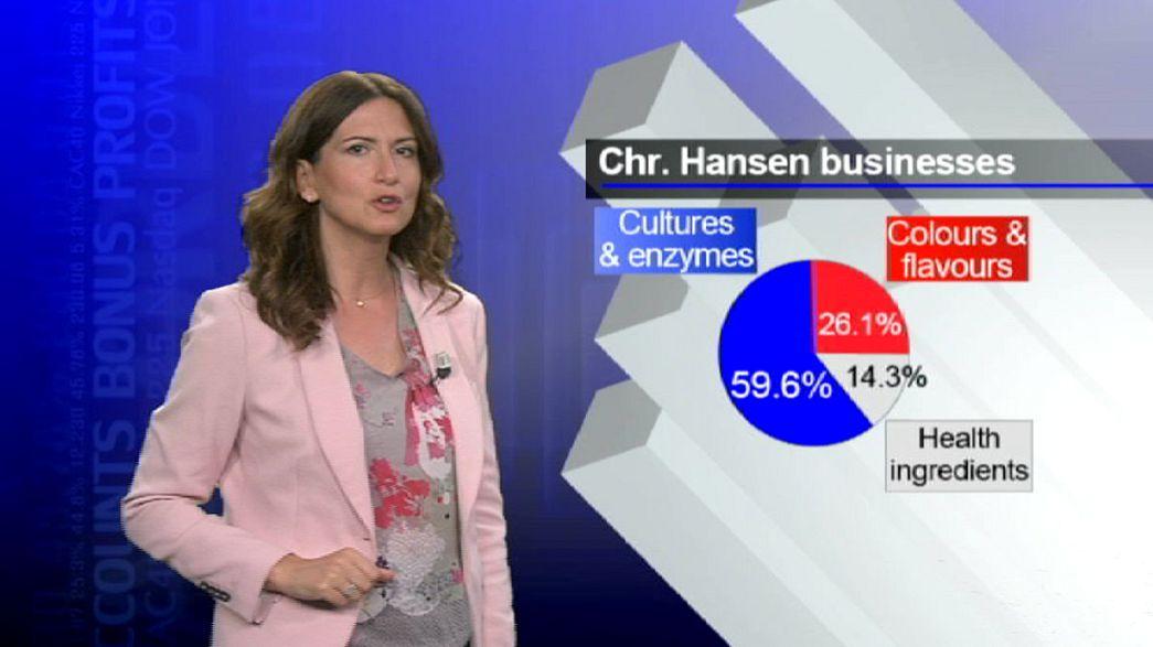 """""""كريستيان هانسين"""" تخالف التراجع العام في أسعار الأسهم الدنماركية"""