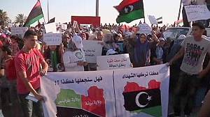 Security fears around Libyan election