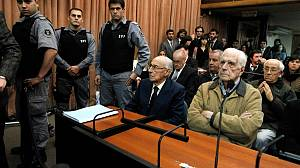 Argentine junta leader jailed for 50 years for stealing children