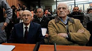 Argentina: Former junta leaders jailed in 'stolen babies' case