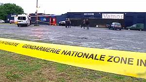 Second shooting at a northern France nightclub
