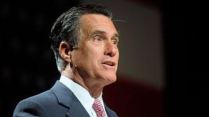 "Despite the ""T"" Word and Jobless Gloom – Romney is on the defensive"