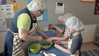 آموزش تغذیه سالم در مدارس