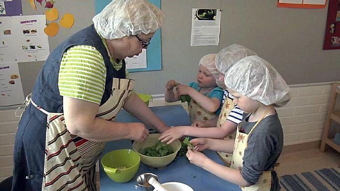 Питание и воспитание: когда тарелку наполняют в школе