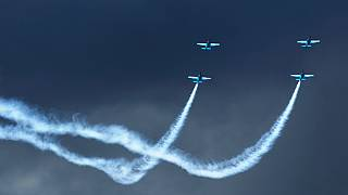 The race to dominate our skies hots up at Farnborough