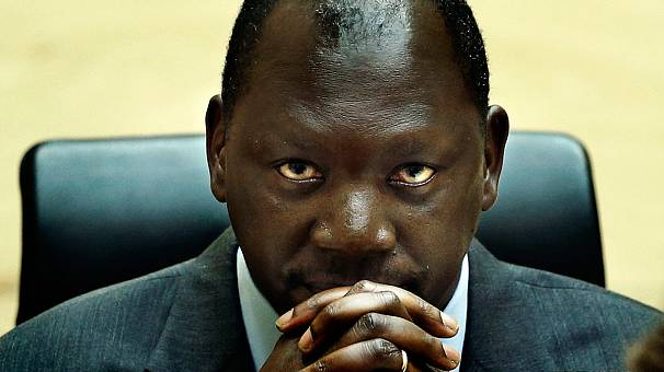 ICC sentences Lubanga for warcrimes