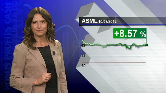 """ارتفاع كبير لأسعار أسهم شركة """"ASML"""" لصناعة الدوائر الإلكترونية"""