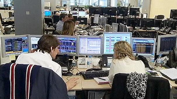 European markets at close: 10.07.12