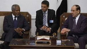 Annan seeks regional support ahead of UN briefing on Syria