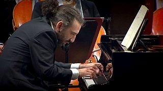 Caz müzisyeni Bollani ile Ravel'in buluşması