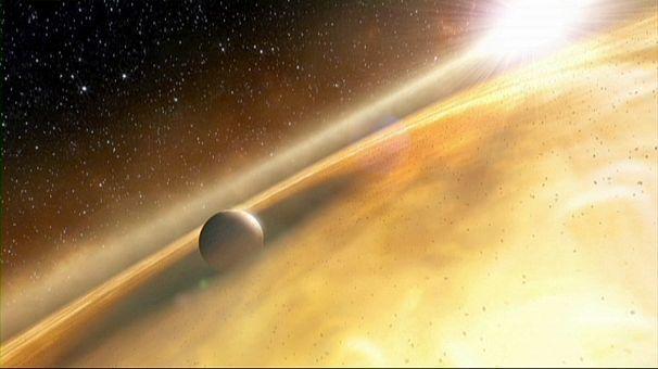 Descoberta de novo planeta