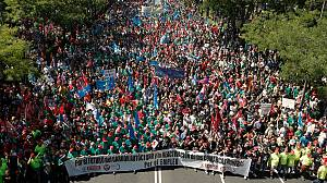 Miners march in Madrid as Spain faces fresh austerity