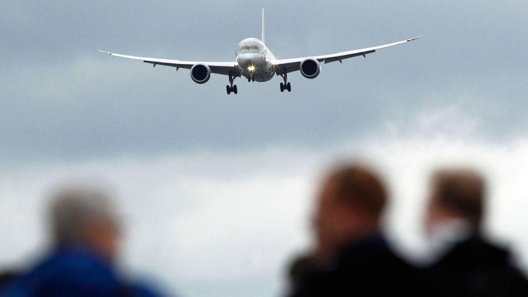 Aviação do futuro em Farnborough