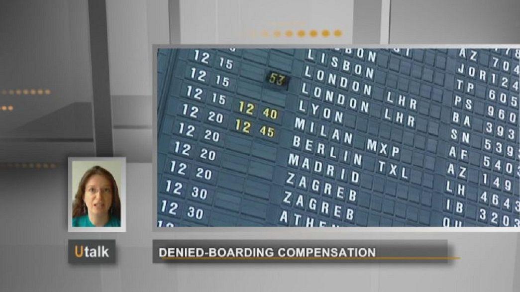Passeggeri aerei: quali diritti in caso di negato imbarco?
