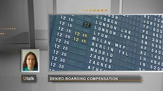 Compensation when denied the right to fly