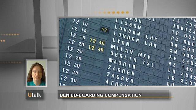 Avrupa'da iptal edilen uçuşların tazminatı