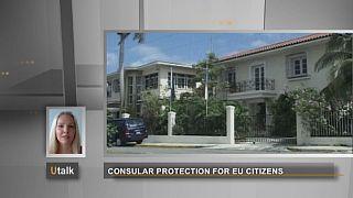 Protección consular para ciudadanos de la Unión Europea