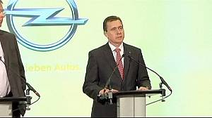 Opel CEO steps aside