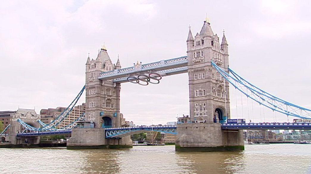 ثمن دورة الألعاب الأولمبية في لندن؟
