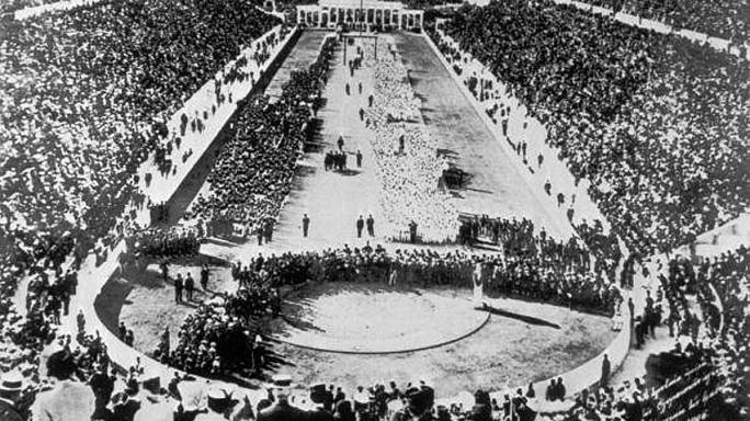 Looking back at the Olympics 1896-1904