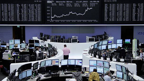 European markets at close: 13.07.12