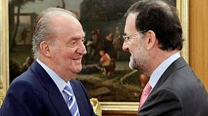 Spain's king urges 'determination' as ministers plan more austerity