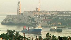 Cuba: Miami cargo ship sails into history books