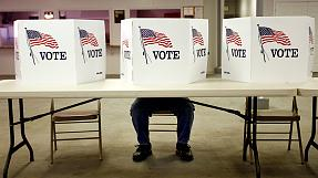 Political fight over voter-ID laws ahead of US election