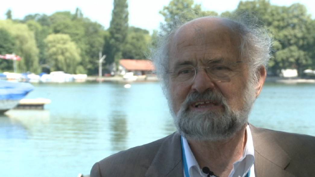 Erwin Neher on better European conditions for scientific researchers