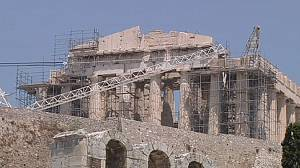 Heatwave forces Greece to close Acropolis