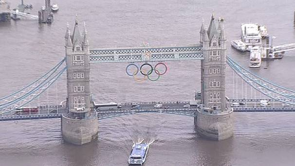 London ready for the Olympics