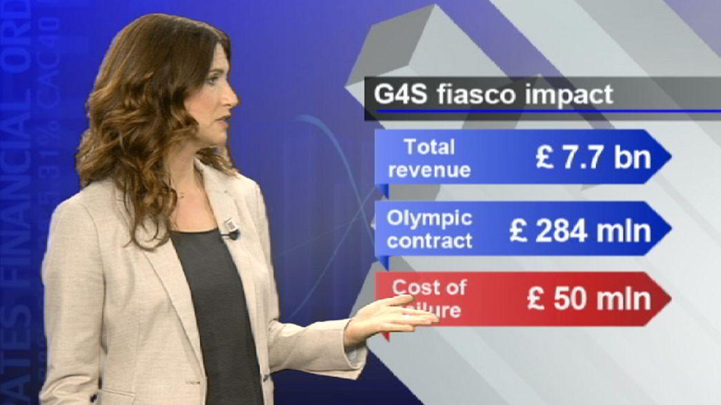 G4S e o fracasso dos Jogos Olímpicos