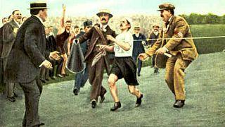 L'Histoire des Jeux Olympiques : 1908-1920