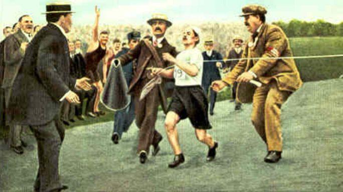 Regreso a los Juegos Olímpicos: 1908-1920