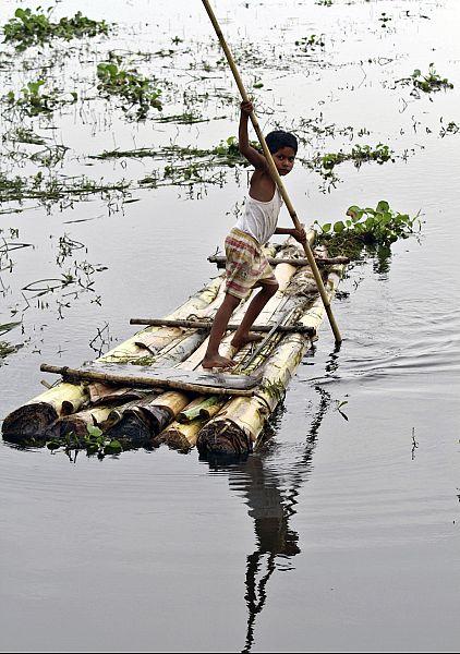 فيضانات تجتاح الهند