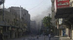Syria army 'uses helicopters' to attack Damascus rebels